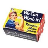 Foam Sweet Foam Rosie We Can Do It Soap Bar