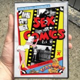 Sex in the Comics DVD