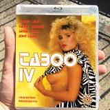 Taboo IV Blu Ray DVD
