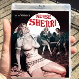 Nurse Sherri Blu ray DVD