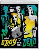 Orgy of the Dead Blu ray DVD