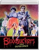 Bloodsuckers from Outer Space Blu ray DVD