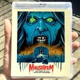 Mausoleum Blu ray DVD