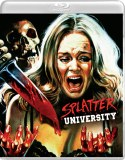 Splatter University Blu ray
