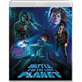 Battle for the Lost Planet Mutant War Blu ray DVD
