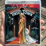 Tinseltown Blu ray DVD