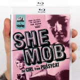 She Mob The Girl From Pussycat Blu ray