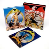 Beastmaster 4K UHD Blu ray