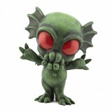 Cryptkins Unleashed Cthulhu Patina Px 5In Vinyl Figure