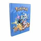 Pokemon Evie & Pikachu Journal