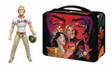 Flash Gordon Movie Hero Hacks Action Figure and Lunchbox Set