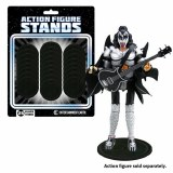 Entertainment Earth 25 Count Black Action Figure Stands