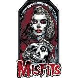 Misfits Unmasked Sticker