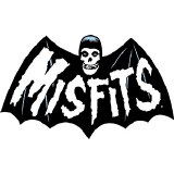 Misfits Bat Fiend Sticker