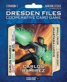 Dresden Files Cooperative Card Role Playing Game Expansion 3 Wardens Attack