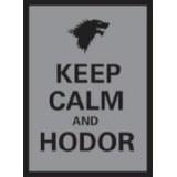 Legion Keep Calm Hodor Sleeves 50ct