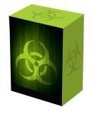 Legion Super Iconic Biohazard Contagion Green Deck Box