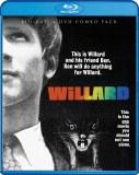 Willard Blu ray DVD