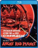 Angry Red Planet Blu Ray