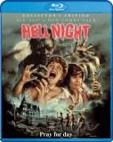 Hell Night Blu ray DVD