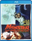 The Manster Blu ray