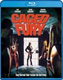 Caged Fury Blu ray
