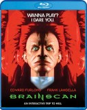 Brainscan Blu ray