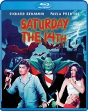 Saturday the 14th Blu ray