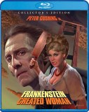 Frankenstein Created Woman Blu ray