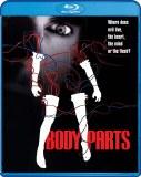Body Parts Blu ray