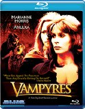 Vampyres Blu Ray