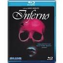 Inferno Blu Ray