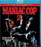 Maniac Cop 2 Blu Ray DVD Combo