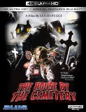 House By The Cemetery 4K Ultra HD Blu ray