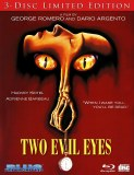 Two Evil Eyes LE 3 Disc Blu ray