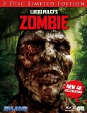 Zombie Limited Edition Cover C Worms Blu ray