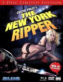 New York Ripper 3 Disc Limited Edition