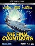 Final Countdown 3-Disc Limited Edition 4K UHD Blu ray CD