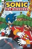 Sonic the Hedgehog #34 Cvr B