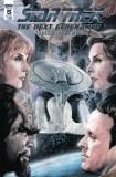 Star Trek Tng Through The Mirror #5 Cvr A Woodward