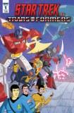 Star Trek Vs Transformers #1 (Of 4)