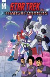 Star Trek Vs Transformers #1 (Of 4) Cvr B Murphy