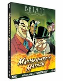 Batman the Animated Series Gotham Under Siege Masterminds and Mayhem Expansion