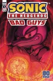 Sonic the Hedgehog Bad Guys #1