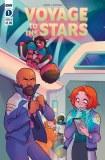 Voyage to the Stars #1 Cvr B