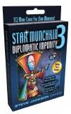 Munchkin Star Munchkin 3 Diplomatic Impunity