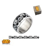 Star Wars Empire Rebel Ring Size 7