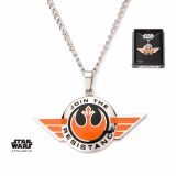 Star Wars Join the Resistance Necklace