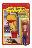Beavis and Butthead Beavis Burger World ReAction Figure