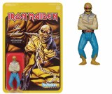 Iron Maiden ReAction Piece of Mind Asylum Eddie Action Figure